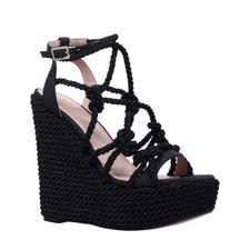 Notty Woven Wedges