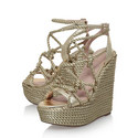 Notty Woven Wedges, ${color}