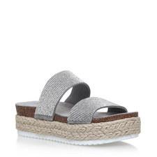Karry Diamanté Sandals