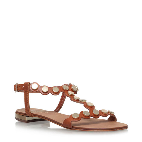 Kliff Rivet Sandals, ${color}