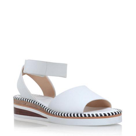 Mariena Whipstitch Sandals, ${color}
