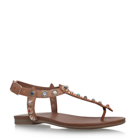 Kankan Roll Stud Sandals, ${color}