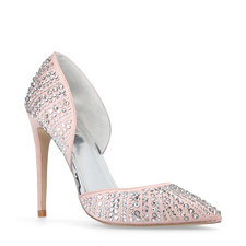 Grade Crystal Studded Courts