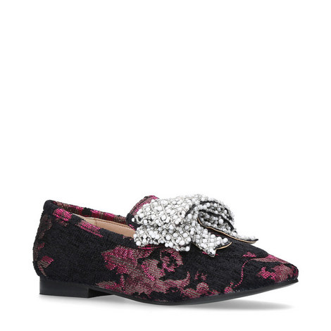 Khloe Jacquard Loafers, ${color}