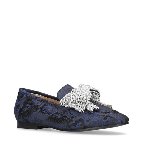 Khloe Jacquard Loafers, ${color}