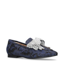 Khloe Jacquard Loafers
