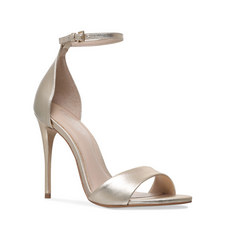 Glimmer Barely-There Heels