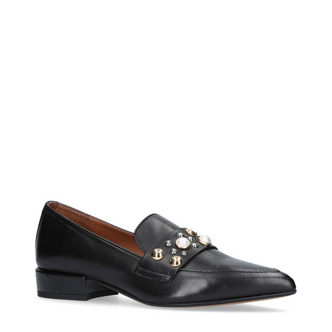 Lily Embellished Loafers, ${color}