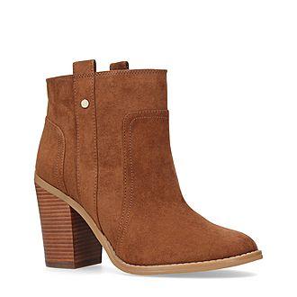 Haynes Heeled Boots