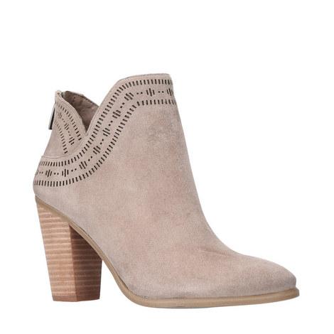 Fanita Stacked Heel Boots, ${color}
