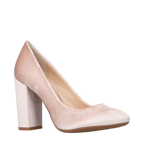 Janetta Block Heel Courts, ${color}