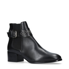 Dinny Harness Chelsea Boots