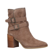Rye Lined Heeled Boots