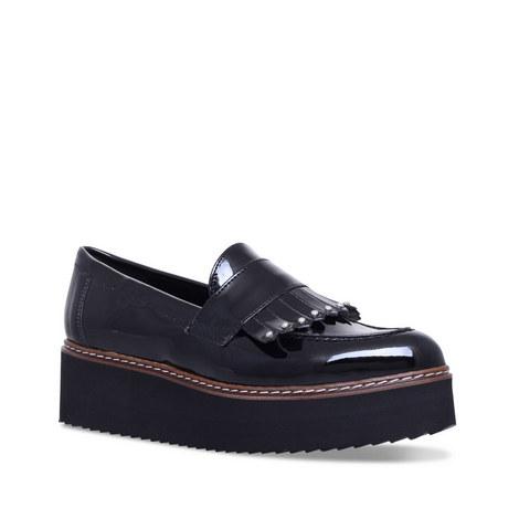 Lucile Platform Loafers, ${color}