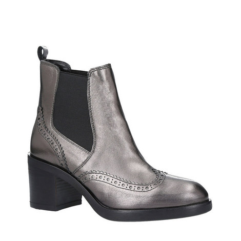 Slow Down Heeled Chelsea Boots, ${color}