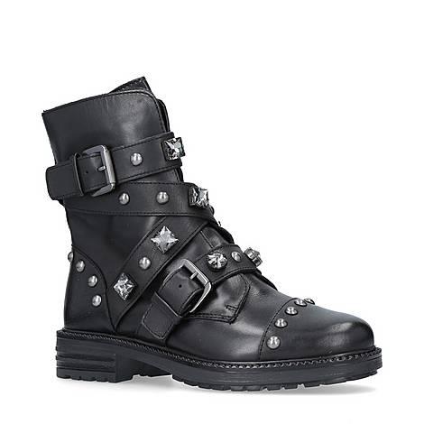 Sander Harness Biker Boots, ${color}