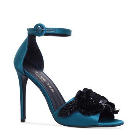 Slay Heeled Sandals, ${color}