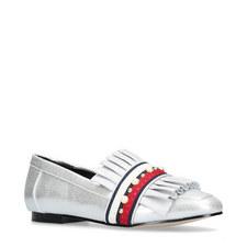 Keek Embellished Loafers
