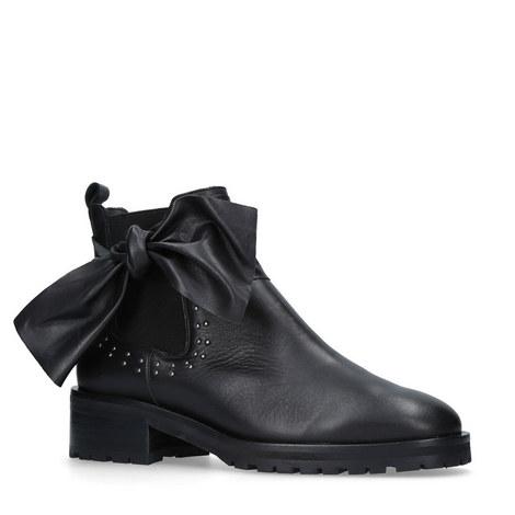 Dazel Bow Tie Boots, ${color}