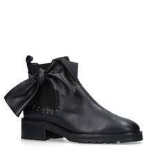 Dazel Bow Tie Boots