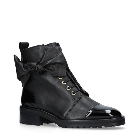 Daze Toecap Lace-Up Boots, ${color}
