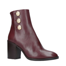 Dante Coin Heeled Boots