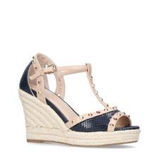 Stark Wedge Sandals