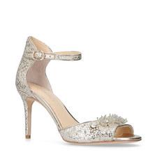 Prisca Embellished Sandals