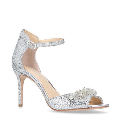 Prisca Embellished Sandals, ${color}
