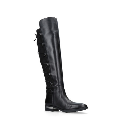Parle Elasticated Knee High Boots, ${color}