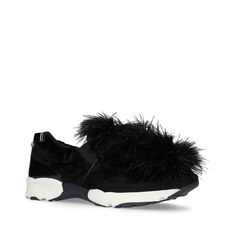 Lima Feathered Trainers