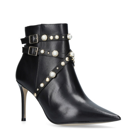 Granite Spike Heeled Boots, ${color}