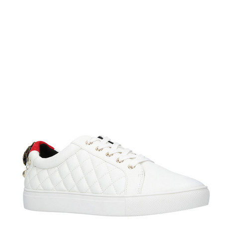 Ludo Quilted Trainers, ${color}