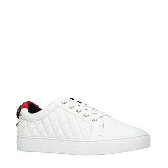 Ludo Quilted Trainers