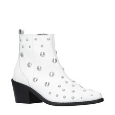 Dome Studded Boots