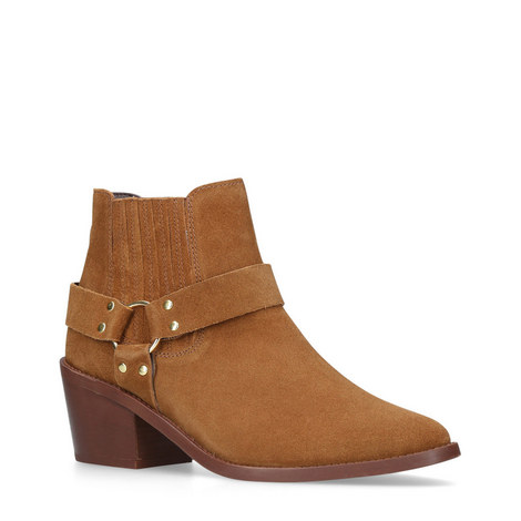 Sheriff Ankle Boots, ${color}