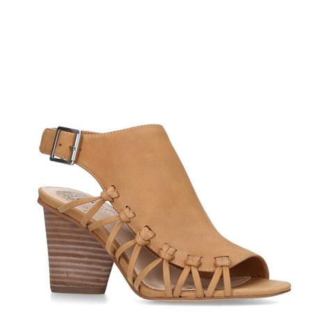 Ankara Lace Sandals, ${color}
