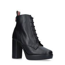 Spring Platform Boots