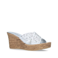 Stephanie Wedge Sandals