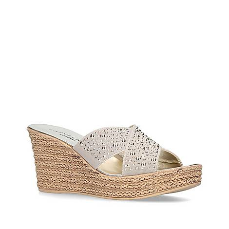 Stephanie Wedge Sandals, ${color}