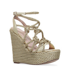 Notty Platform Sandals