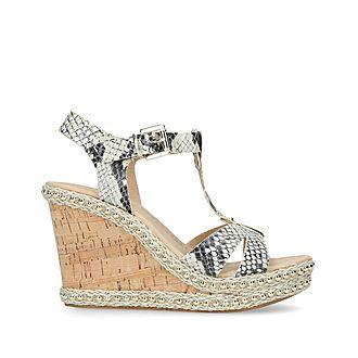 Karoline Wedge Sandals