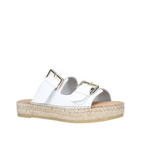 Klever Flatform Sandals, ${color}