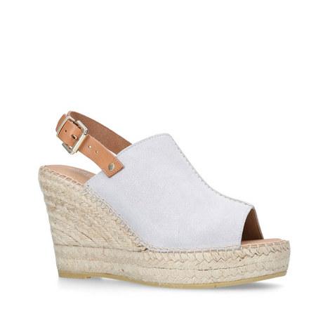 Kloud Espadrille Wedge Sandals, ${color}