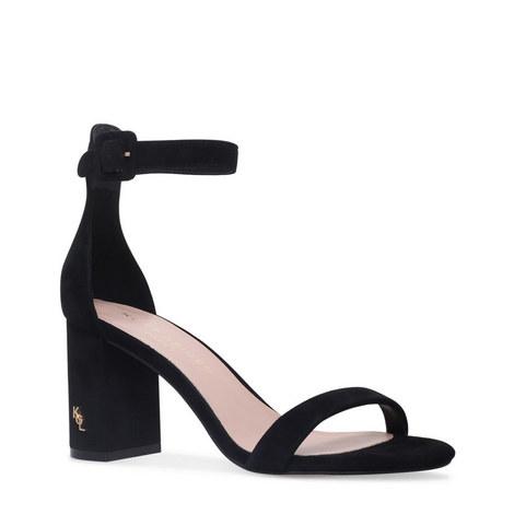 Langley Block Heel Sandals, ${color}