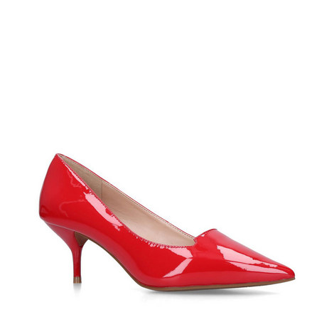 Peony Mid-Heel Courts, ${color}