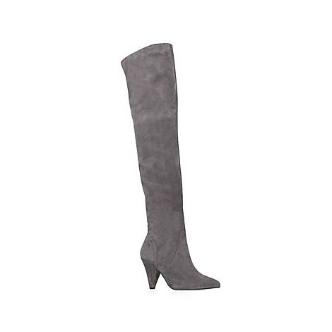 Violet Over The Knee Boots, ${color}