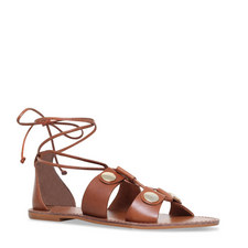 Marci Lace Up Sandals