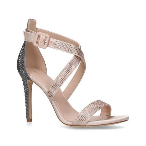 Knightsbridge Jewel Heeled Sandals, ${color}