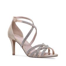 98b1ea2dc3f PROMOTION NINE WEST Diva Sandals Now €45.00. Was €90.00